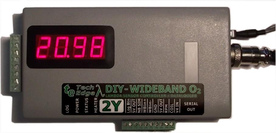 diy wideband o2 sensor controller do it your self. Black Bedroom Furniture Sets. Home Design Ideas