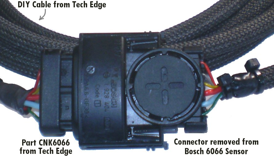 Making a 6066 Extension Cable (WBo2)
